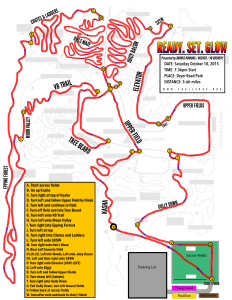 RSG 2015 Course Map